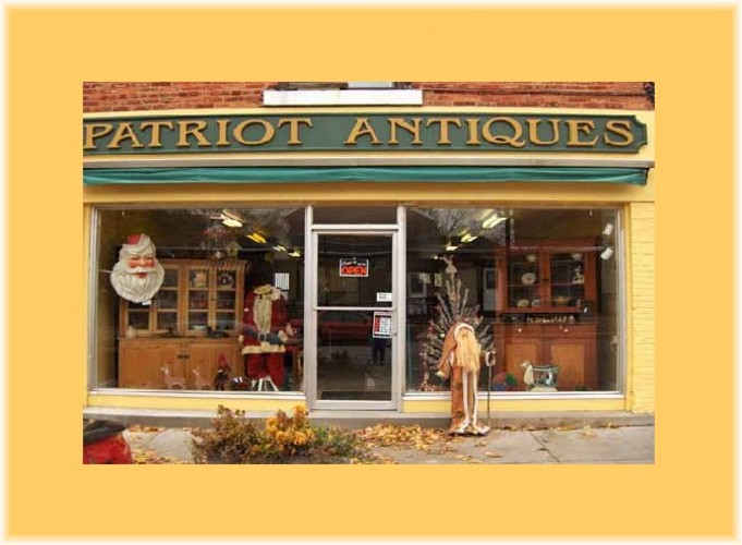 Patriot Antiques  & Collectibles